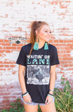 """Waitin' on Lane"" T Shirt"