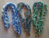 Hand Dyed Braided Bling Barrel Racing Reins - IN STOCK