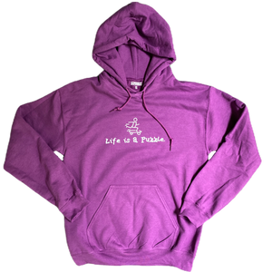 Life Is A Puzzle Hoodie