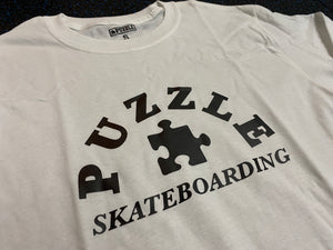 Puzzle SB Arch Long Sleeve Tee