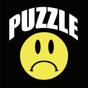 Puzzle Frowny Tee