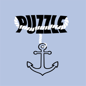 Anchored Puzzle Tee