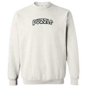 Puzzle Sweet Arch Sweater
