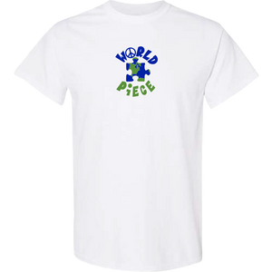Puzzle Peace Tee (White)