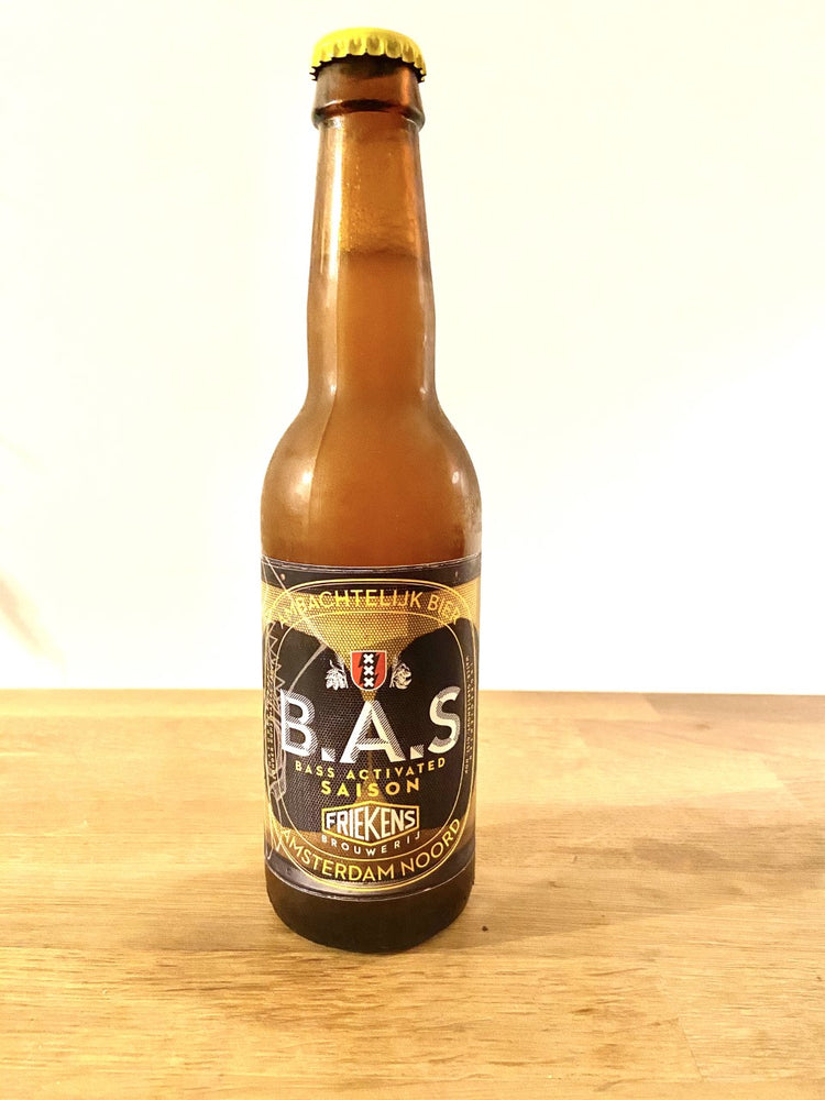 Friekens B.A.S Bass Activated Saison