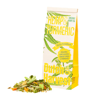 Hemp and Tumeric Thee