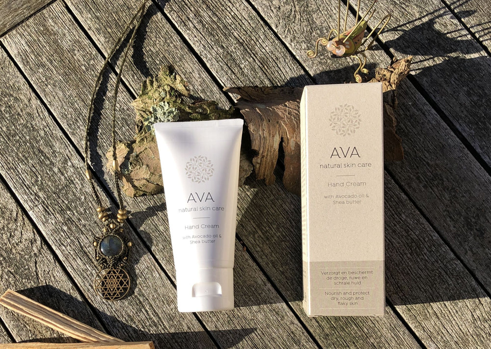 Hand Crème by AVA Natural Skin Care