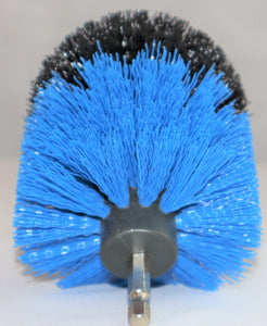 3 Piece Drill Brush Set BLUE