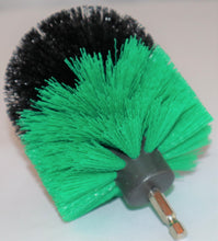 Load image into Gallery viewer, 3 Piece Drill Brush Set GREEN