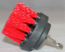 Load image into Gallery viewer, 3 Piece Drill Brush Set RED