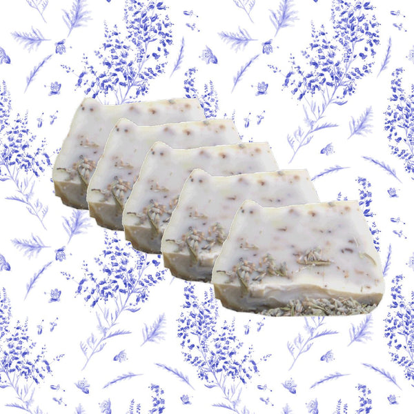 Soap Lavender 5 Bars