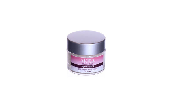 Eye Cream Rose - Akita Natural Canada