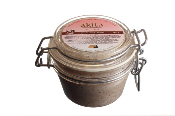 Clay Face Mask - Akita Natural Canada