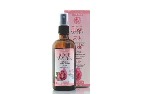 Rose Water 100mL- Antioxidant Face Toner