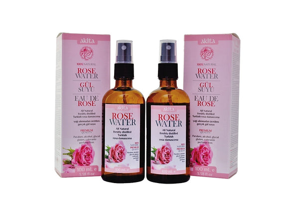 Rose Water 2X100mL