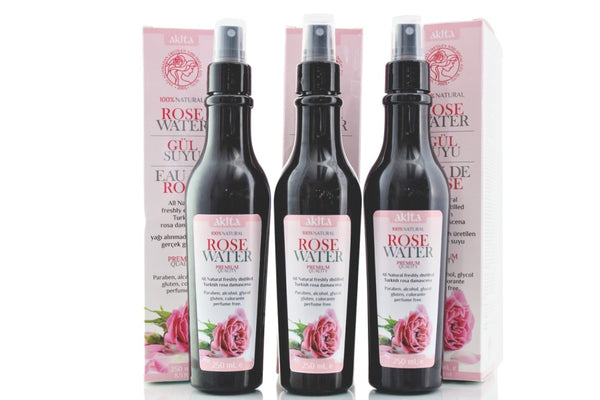 Rose Water 3 X 250mL