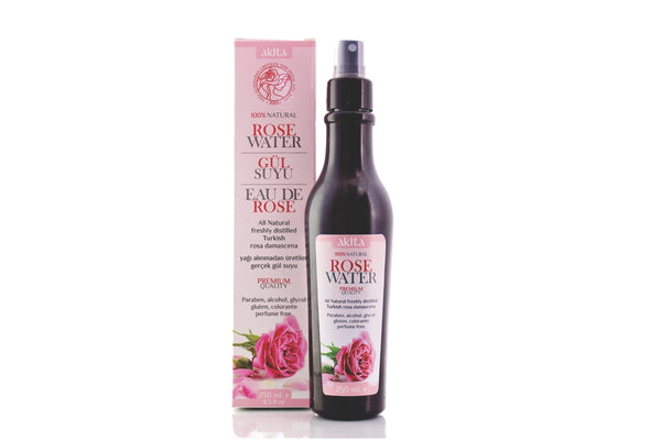 Rose Water 250mL- Antioxidant Face Toner