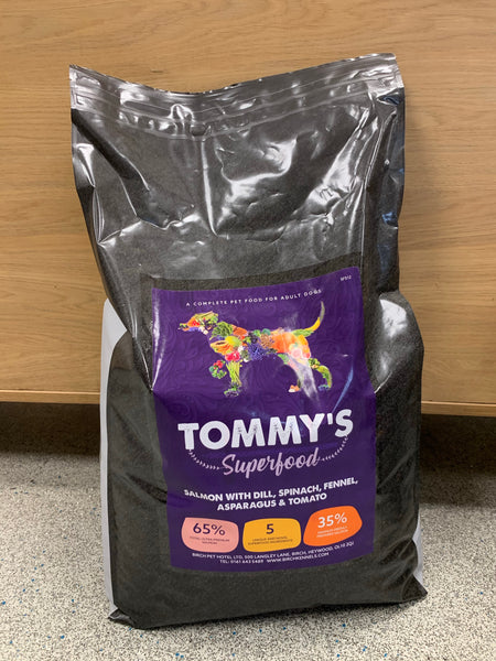 Tommy's Superfood 65 Salmon