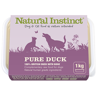 Natural Instinct Duck 1 kg