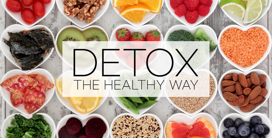 Detox Recipes to restore your health