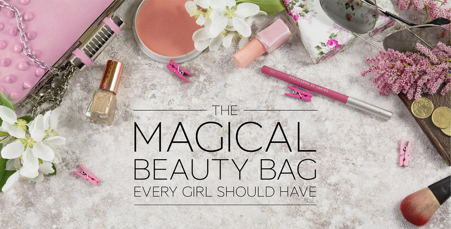 The Magical Beauty Bag Every Girl Should Have