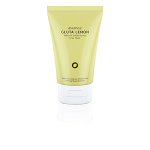 Gluta Lemon Natural Detoxifying Clay Mask