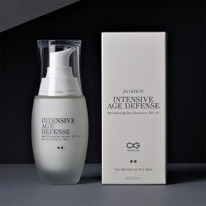 (Preorder) Intensive Age Defense Revitalizing Day Emulsion SPF 15 For Normal to Dry Skin