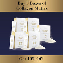 Load image into Gallery viewer, January Promotion: Buy 5 Collagen Matrix & Get 10% off