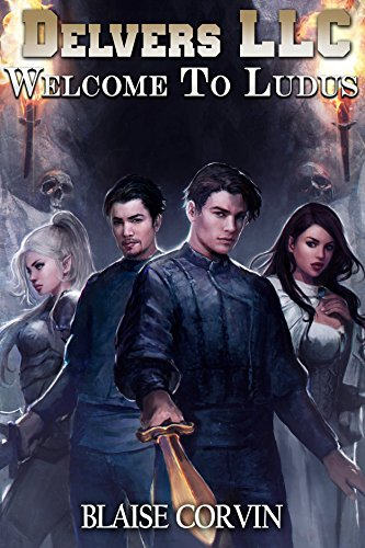 Recommended LitRPG | Delvers LLC by Blaise Corvin