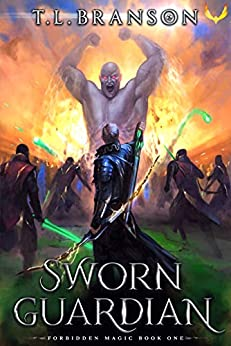 Recommended LitRPG | Sworn Guardian by T.L. Branson