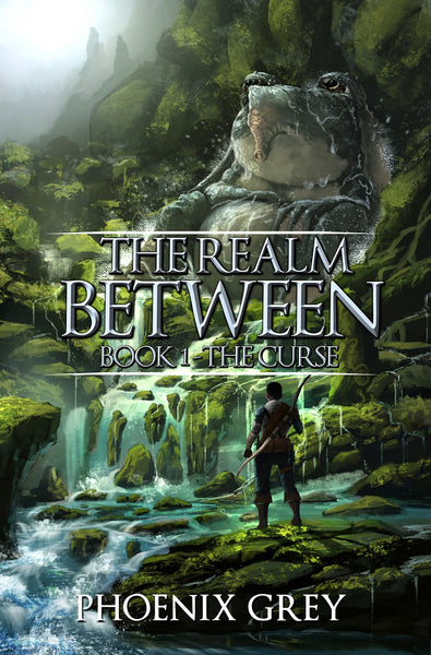 Recommended LitRPG: The Realm Between a LitRPG Series by Phoenix Grey