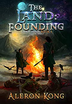 Best LitRPG | The Land by Aleron Kong