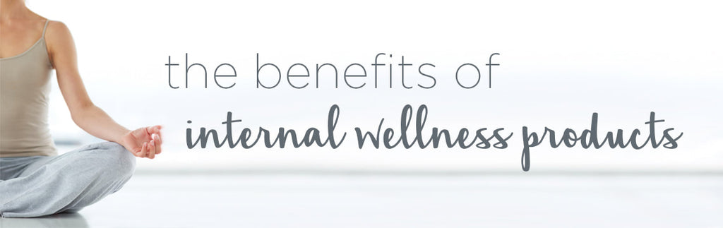 Internal Wellness and Wellbeing From Osmosis Skincare & Wellness