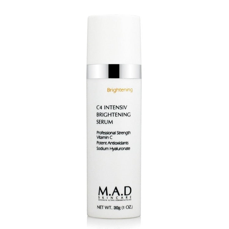 M.A.D Skincare C4 Intensiv Brightening Serum
