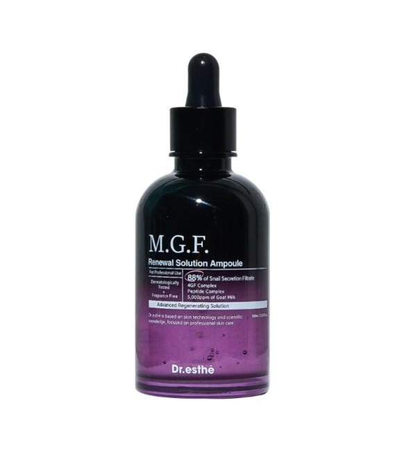 Dr. esth M.G.F. Renewal Solution Ampoule