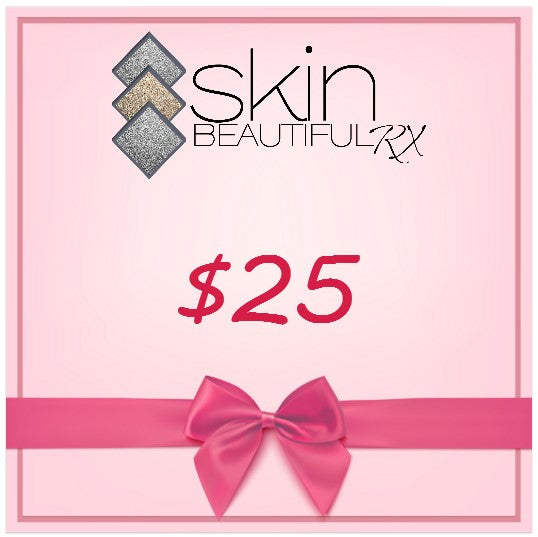 skinBEAUTIFUL RX Gift Card