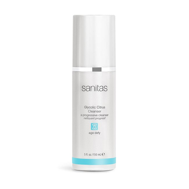 Sanitas Glycolic Citrus Cleanser