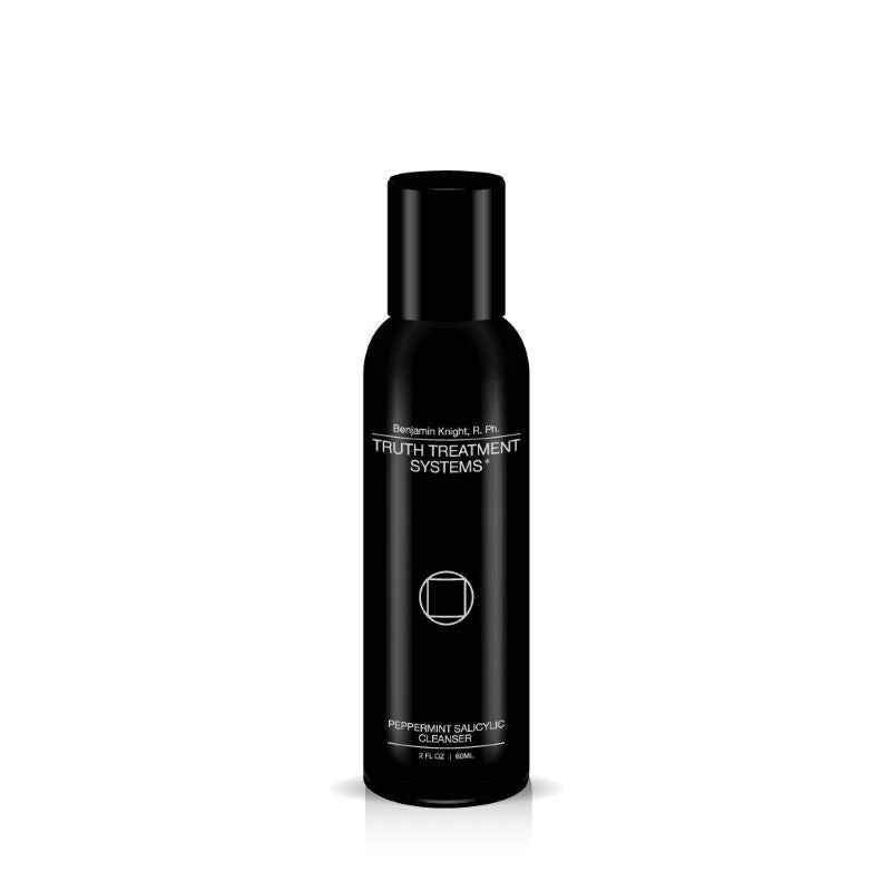 Truth Treatment Systems Peppermint Salicylic Cleanser