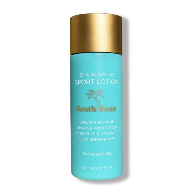 South Seas Skincare Shade SPF 30 Sport Lotion