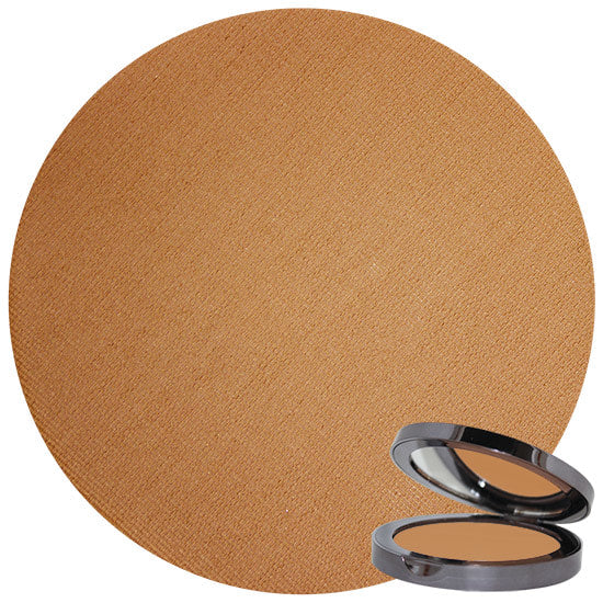Osmosis+Beauty Pressed Powder - Terracotta
