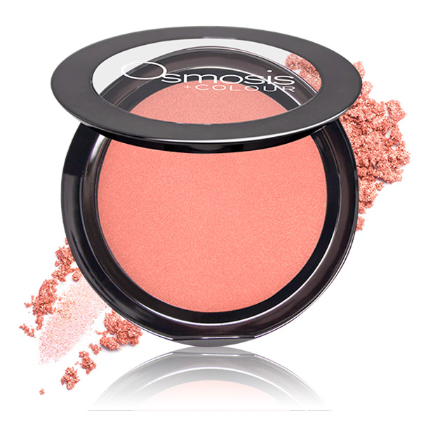 Osmosis+Beauty Mineral Blush - Crushed Coral