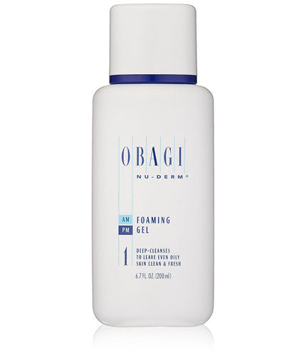 Obagi Nu-Derm Foaming Cleanser