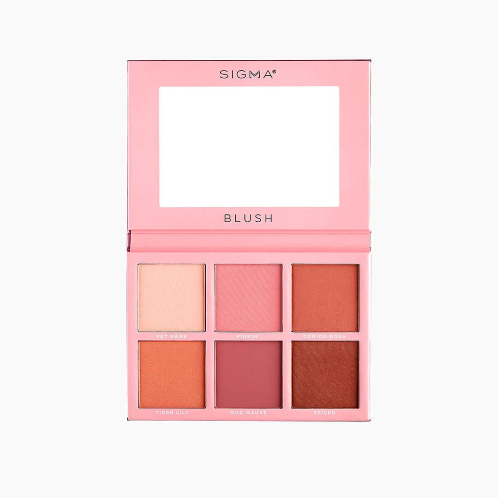Sigma Beauty Blush Cheek Palette