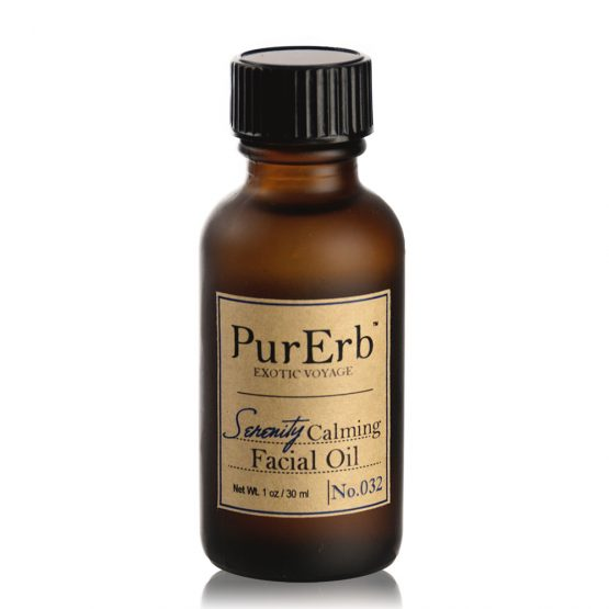 PurERB Serenity Calming Facial Oil