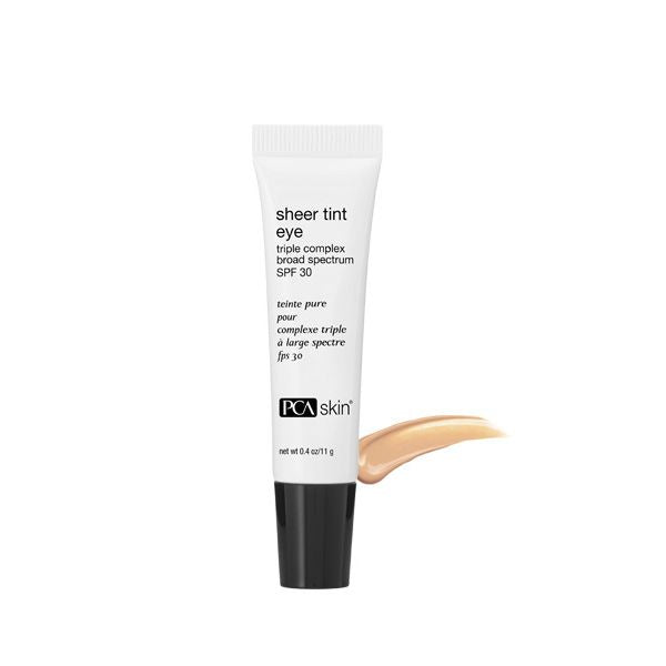 PCA Skin Sheer Tint Eye SPF 30 Triple Complex