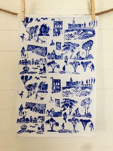 THE GALWAY TOILE