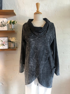 Wednesday Lulu Slouch Top