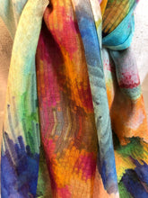 Load image into Gallery viewer, Namaskar Scarf - Wool and Silk