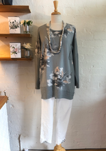 Load image into Gallery viewer, Wednesday Lulu - Floral Cotton Tunic