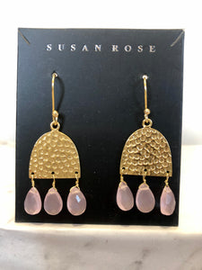 Susan Rose Earrings